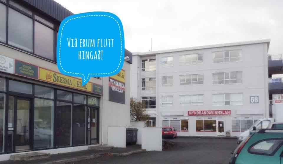Hátúni 6a - 105 Reykjavík